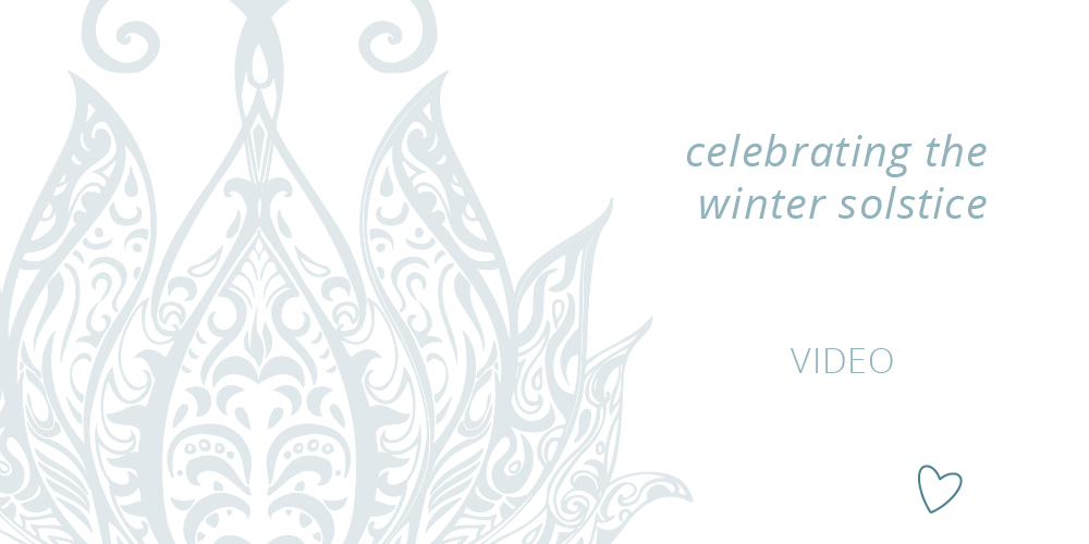 Celebrating the Winter Solstice 2015