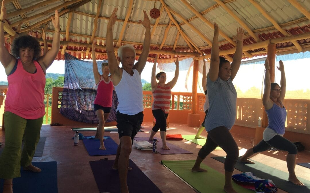 200 Hour Yoga Teacher Training Immersion in Melaque Mexico