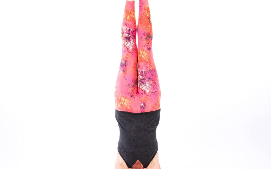 Supported Headstand -or- Salamba Sirsasana