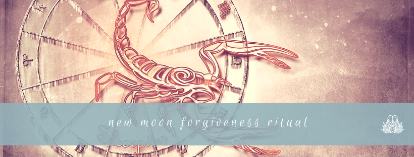 New Moon Forgiveness Ritual