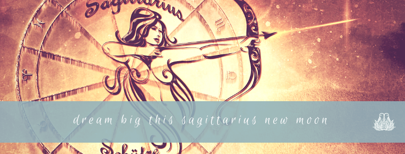 New Moon in Sagittarius: Reflection and Vision